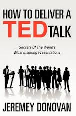 how to deliver a ted talk book